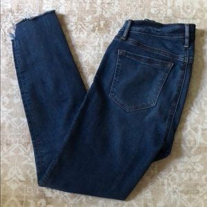 LOFT Modern Skinny Jeans Size 0 | 25